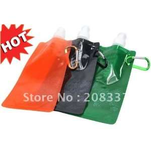 foldable bottle eco friendly plastic
