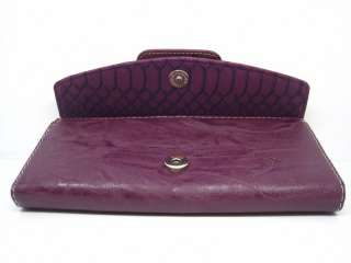 Beautiful Fashion Lady Wallet Purse Guess Gift 159GU 211 Purple