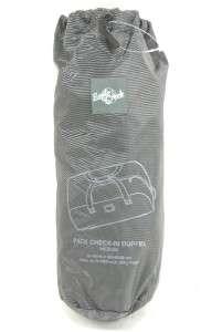 Eagle Creek Luggage Pack Check In Duffel Bag Medium Coal Denim MSRP $