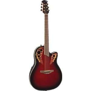 Ovation CC48 Celebrity Deluxe Super Shallow Acoustic Electric Guitar