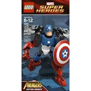 LEGO Super Heroes Captain America 4597 Toys & Games