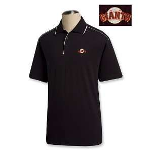 San Francisco Giants Mens Alliance Organic Polo By Cutter