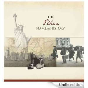 The Elken Name in History: Ancestry  Kindle Store