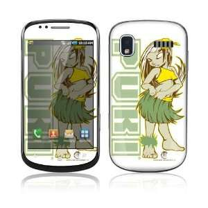 Puni Doll Decorative Skin Cover Decal Sticker for Samsung