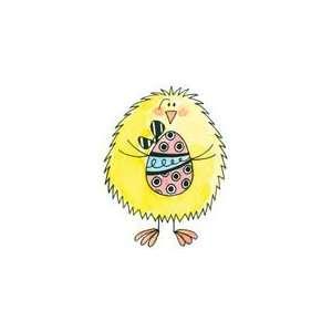 Penny Black Rubber Stamp, Chick & Egg