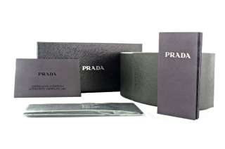 NEW Prada SPR 28L 1AB 1A1 28LS Black / Gey Sunglasses