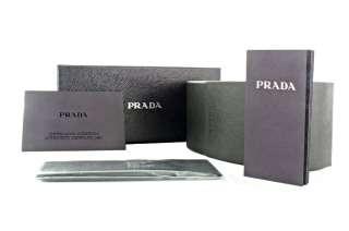 NEW Prada SPR 28L 1AB 1A1 28LS Black / Gey Sunglasses