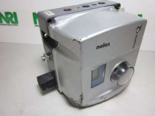 ND9106HN ELECTRO PNEUMATIC VALVE POSITIONER 9.5VDC 20mA 115PSI 44086