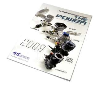 ENGINE Model Products Catalog 2009 (English) AC030
