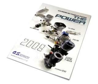 ENGINE Model Products Catalog 2009 (English) AC030