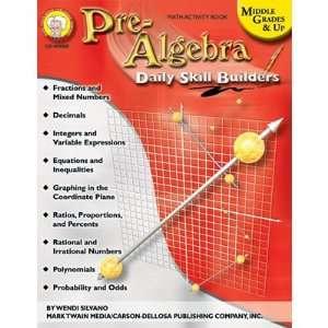 Daily Skills  Pre Algebra Toys & Games