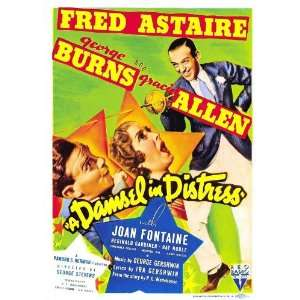Fred Astaire George Burns Gracie Allen Joan Fontaine: Home & Kitchen