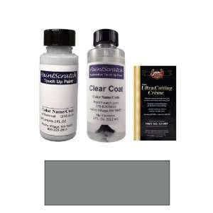 2 Oz. Grey (PPG 34927) Paint Bottle Kit for 1987 Daewoo