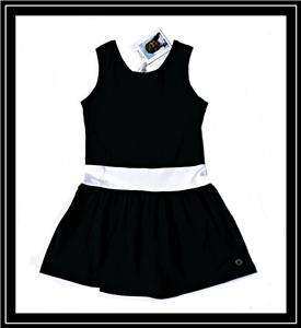 NWT Jottum Soleil Black & White Tank Dress ~ Size 110 Euro 5 US