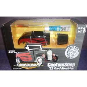 #30284 Ertl American Muscle Custom Shop 32 Ford Roadster