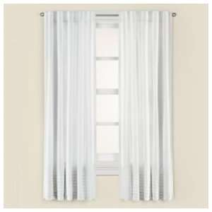 Kids Curtains Kids White Pleated Curtain Panels
