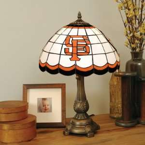 19 MLB San Francisco Giants Baseball Logo Tiffany Style