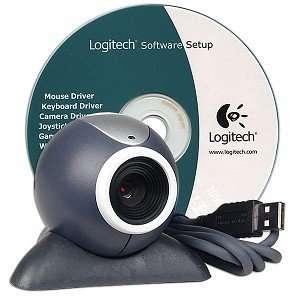 Драйвер веб камеры logitech quickcam messenger