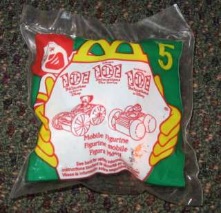 1997 101 Dalmations Mobile McDonalds Happy Meal Toy #5