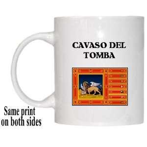 Italy Region, Veneto   CAVASO DEL TOMBA Mug Everything