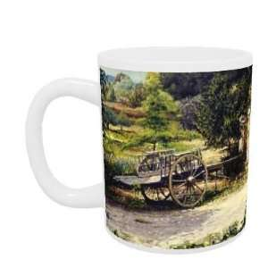 (oil on canvas) by Trevor Neal   Mug   Standard Size: Home & Kitchen