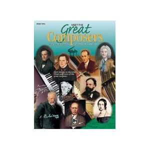 Meet the Great Composers   Book 2   Piano Musical Instruments