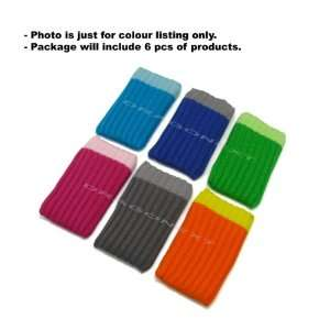 6X Knit Socks Case Cover For Ipod Touch Iphone 3G 3Gs 4G Electronics