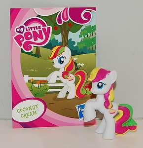 Pony Coconut Cream Blind Bag G4 MLP FiM Friendship is Magic Ponies HUB