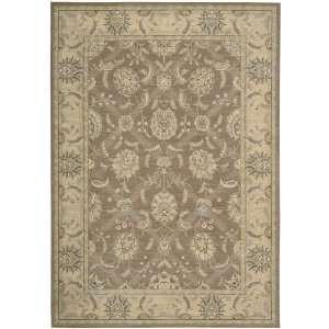 Nourison Persian Empire Mocha Traditional Persian 5 3 x