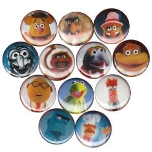 Muppets Buttons Pins Badges