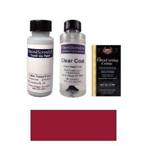 Oz. Crimson Pearl Metallic Paint Bottle Kit for 2012 Honda Civic (R