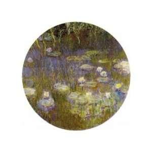 Claude Monet Water Lillies Pin