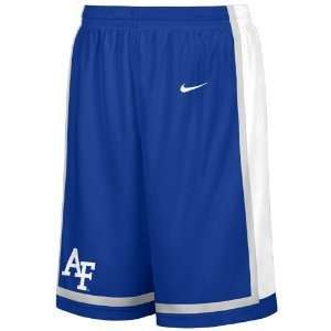 Nike Air Force Falcons Royal Blue Replica Basketball