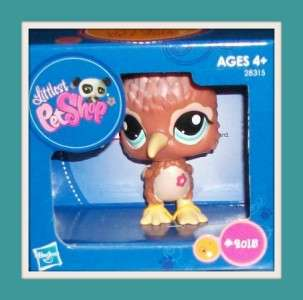 Littlest Pet Shop~#2015 SPECIAL EDITION KIWI BIRD New Zealand~NIB Mail