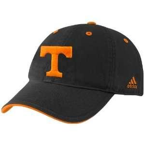 adidas Tennessee Volunteers Black Basic Logo Adjustable