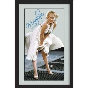 Marilyn Monroe   Bar Mirror (Blowing Skirt) (Size 9 x