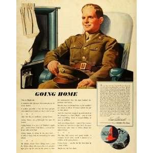 Home Ronald McLeod Art Aviation   Original Print Ad
