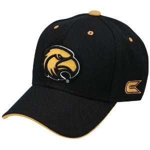 Southern Miss Golden Eagles Black Youth Champ III Hat