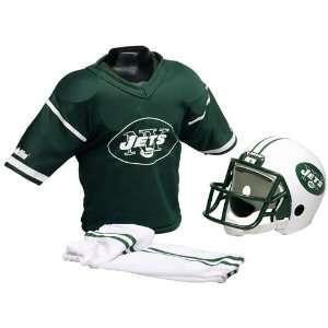 Franklin Sports New York Jets NFL Youth Uniform Set