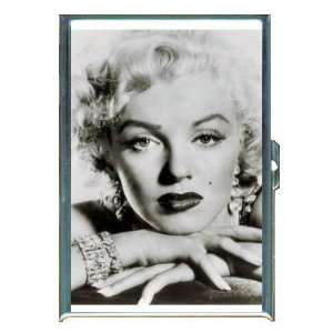 MARILYN MONROE ICONIC PIN UP 6 ID Holder, Cigarette Case