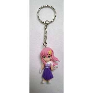 Gundam Seed Chibi Meer Campbell Key Chain Toys & Games