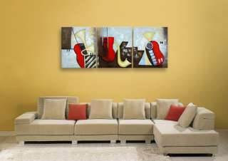 60 Large Abstract Modern Original Oil Painting On Canvas Art