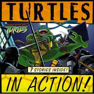 Action! (Teenage Mutant Ninja Turtles) (9781416902560): Various: Books