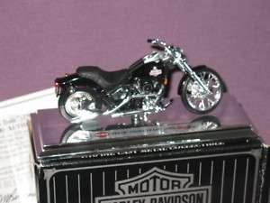 Harley Davidson Die Cast 1999 Night Train Collectible