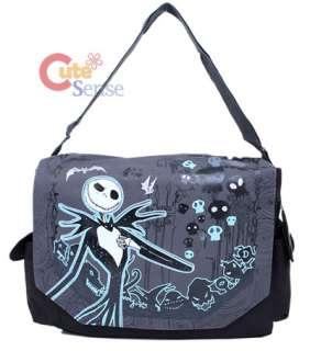 Nightmare Before Christmas School Messenger Bag Coffin