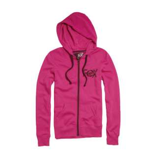 Fox Racing Fox Girls Homie Zip Hoody Guava, XL