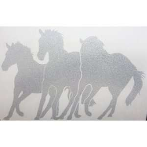 Mustang Collection Shower Curtain - ShopWiki