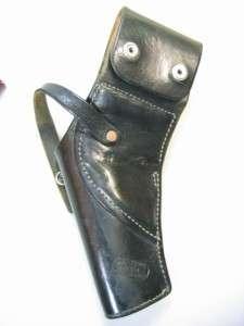 Bill Jordan Style Gun Holster S&W K Frame 10 19 64 66 RUGER GP100 4