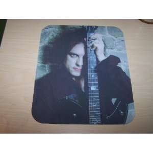THE CURE Robert Smith COMPUTER MOUSEPAD #2 Everything