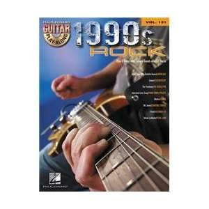 1990s Rock   Guitar Play Along Volume 131   Book and CD